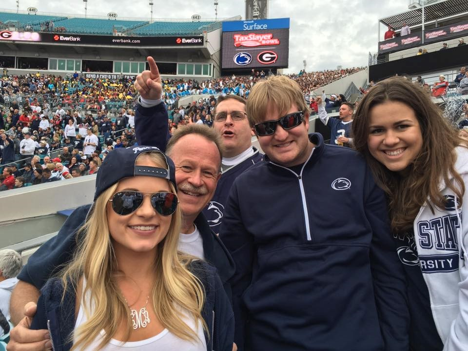 2016 TaxSlayer Bowl Pictures