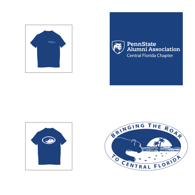 2018 Chapter T Shirt Design Bringing The Roar Penn State Alumni