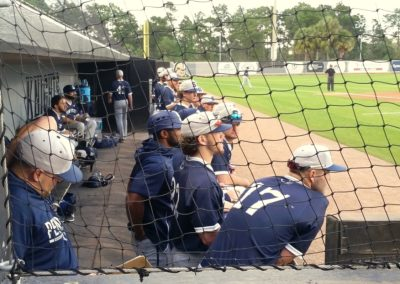 CFL Chapter Cheers on PSU Baseball, Picture 2 - 2019