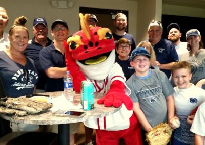 CFL Chapter Picnic at Florida Fire Frogs Baseball, Picture 2 - 2019