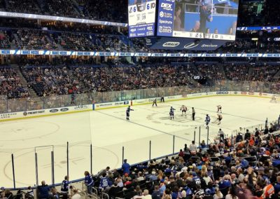 CFL Joins Tampa for Tampa Bay Lightning Hockey, Picture 2 - 2018