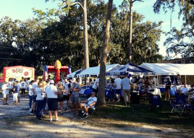 Central Florida Chapter Citrus Bowl Tailgate, Picture 1 - 2019