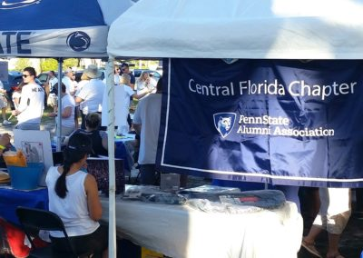 Central Florida Chapter Citrus Bowl Tailgate, Picture 2 - 2019