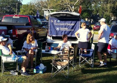 Central Florida Chapter Citrus Bowl Tailgate, Picture 4 - 2019