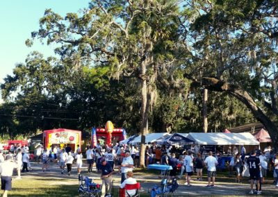 Central Florida Chapter Citrus Bowl Tailgate, Picture 9 - 2019