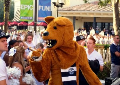 Citrus Bowl Pep Rally, Picture 2 - 2018