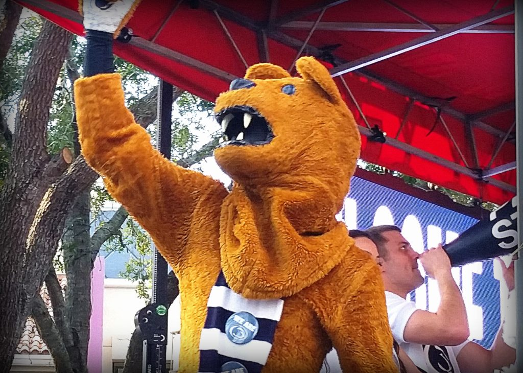 Citrus Bowl Pep Rally, Picture 5 - 2018