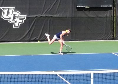PSU Women's Tennis at UCF Tournament, Picture 1 - 2018