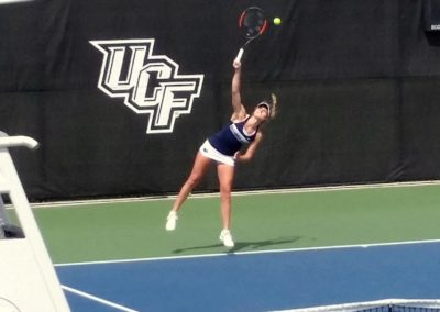 PSU Women's Tennis at UCF Tournament, Picture 3 - 2018