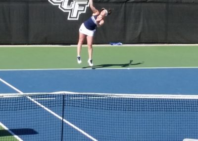 PSU Women's Tennis at UCF Tournament, Picture 6 - 2018
