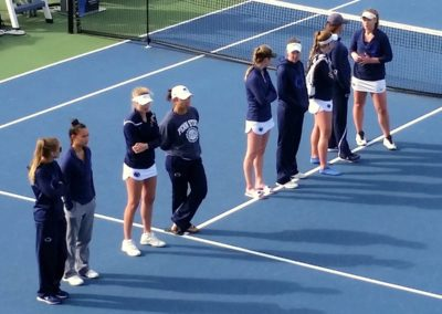PSU Women's Tennis at UCF Tournament, Picture 8 - 2018
