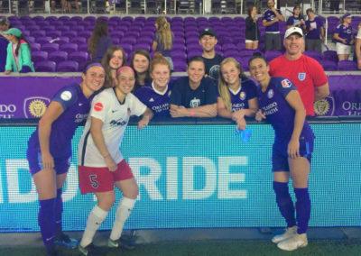 Penn State Alumni Night at the Orlando Pride - 2018