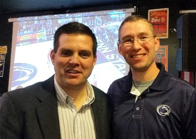 Speaker Jay Paterno, Picture 5 - 2018