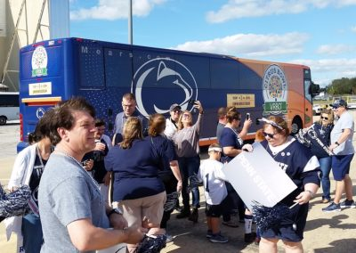 Welcome PSU Football for Citrus Bowl, Picture 4 - 2018