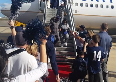 Welcome PSU Football for Citrus Bowl, Picture 6 - 2018