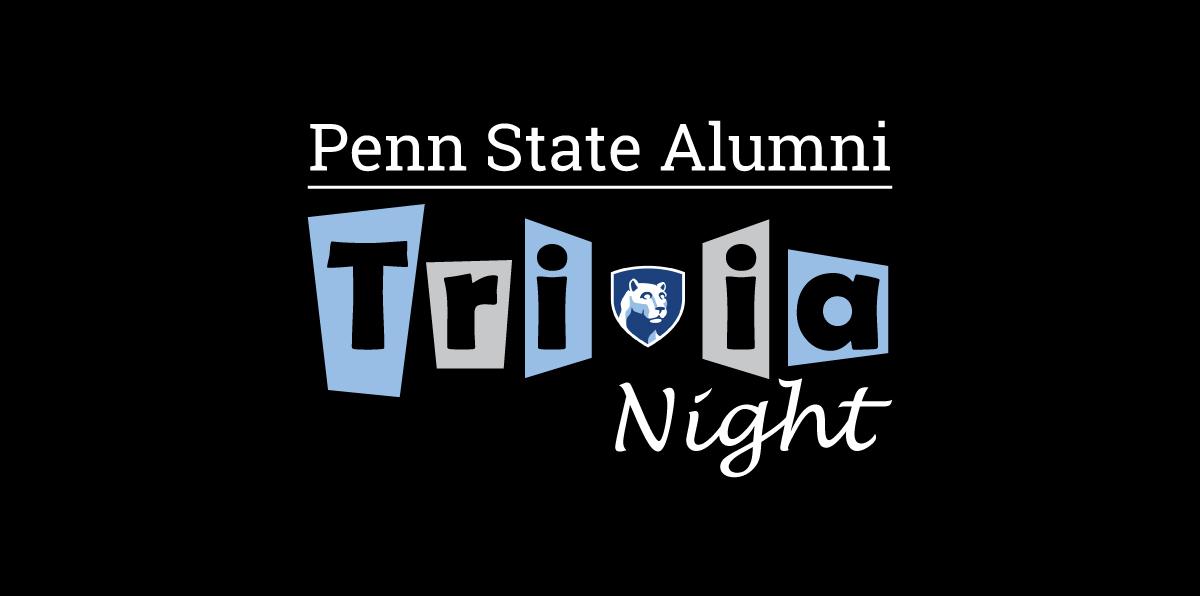 Penn State Alumni Trivia Night Logo