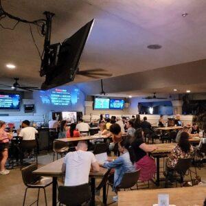 Teak Neighborhood Grill - Outside Patio Main Area - Image 2