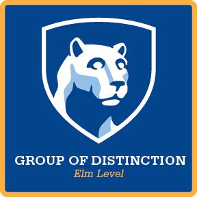 Group of Distinction - Elm Level